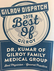 Best Physician Gilroy, CA